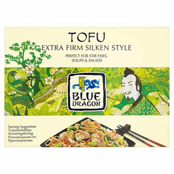 Picture of Extra Firm Silken Style Tofu (12x349g)