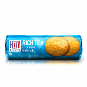 Picture of Hills Biscuits Rich Tea Biscuits (15x300g)