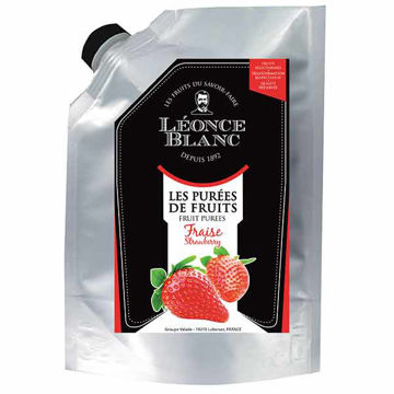 Picture of Strawberry Fruit Purée (4x1kg)