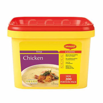 Picture of Maggi Chicken Soup (2x2kg)