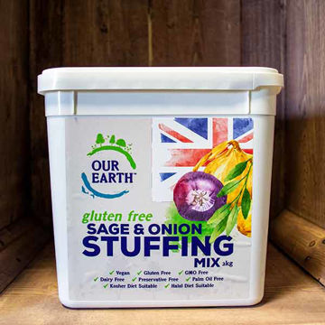 Picture of Sage & Onion Stuffing Mix (GF) (4x2kg)