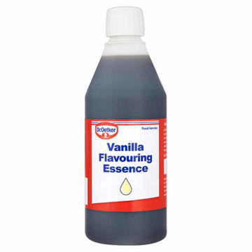 Picture of Vanilla Flavouring (6x500ml)