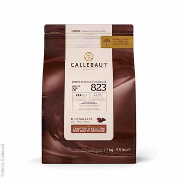 Picture of Milk Chocolate Callets (8x2.5kg)