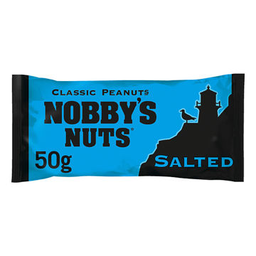Picture of Classic Salted Peanuts (24x50g)