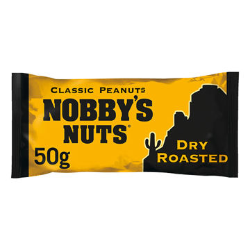 Picture of Classic Dry Roasted Peanuts (24x50g)