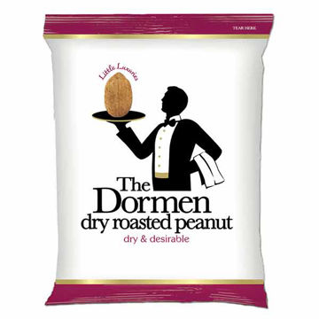 Picture of Dormen Dry Roasted Peanuts (24x50g)