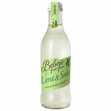 Picture of Lime & Soda (12x25cl)