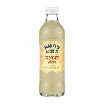 Picture of Brewed Ginger Beer (12x275ml)