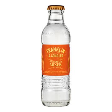 Picture of Mandarin Mixer with Ginger (24x200ml)