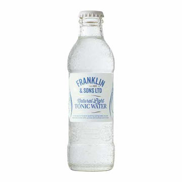 Picture of Natural Light Tonic Water (24x200ml)