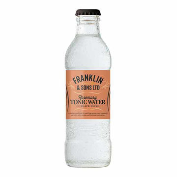 Picture of Rosemary Tonic Water (24x200ml)
