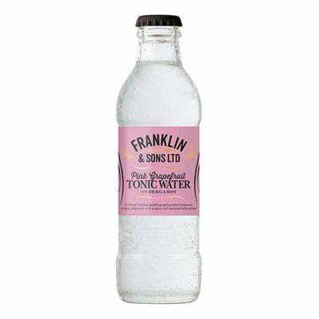 Picture of Pink Grapefruit Tonic Water (24x200ml)