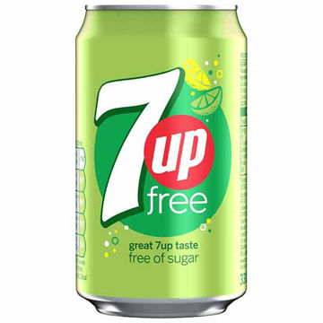 Picture of 7UP Free (24x330ml)