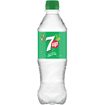 Picture of Regular 7Up (24x500ml)
