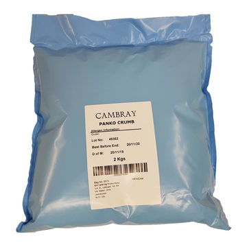 Picture of Cambray Panko Crumb (3x2kg)