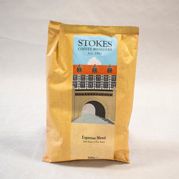 Picture of Stokes Espresso Beans (12x500g)