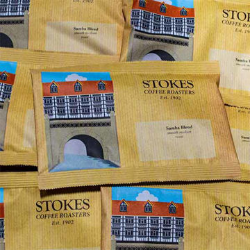 Picture of Stokes Samba Filter Coffee (100x50g)