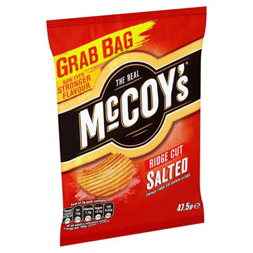 Picture of McCoy's Salted Crisps (36x47.5g)