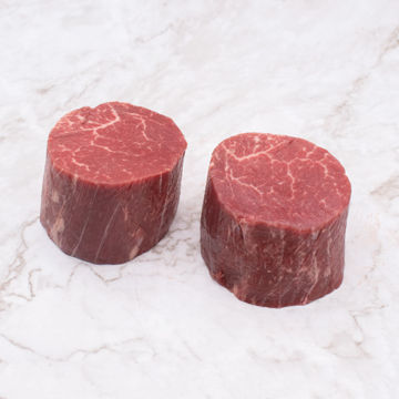 Picture of Beef Fillet Steaks - Chain Off (1kg CW)