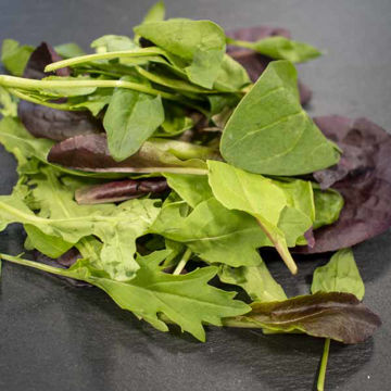 Picture of Fresh Mixed Baby Leaves (2x500g)