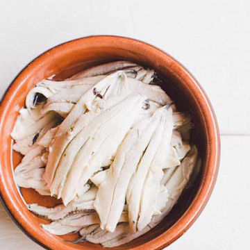 Picture of White Anchovy Fillets (1kg)