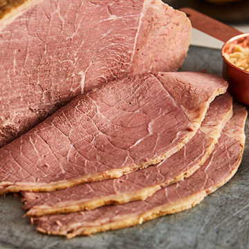 Picture of 100% Sliced Silverside of Beef (15x500g)