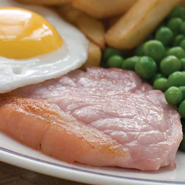 Picture of Gammon Steaks 225g (20x8oz)