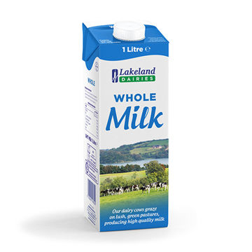 Picture of Whole Milk (12x1ltr)