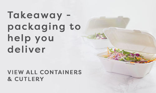 Takeaway Containers & Cutlery